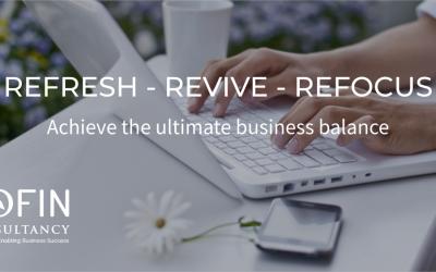 Refresh - Revive - Refocus